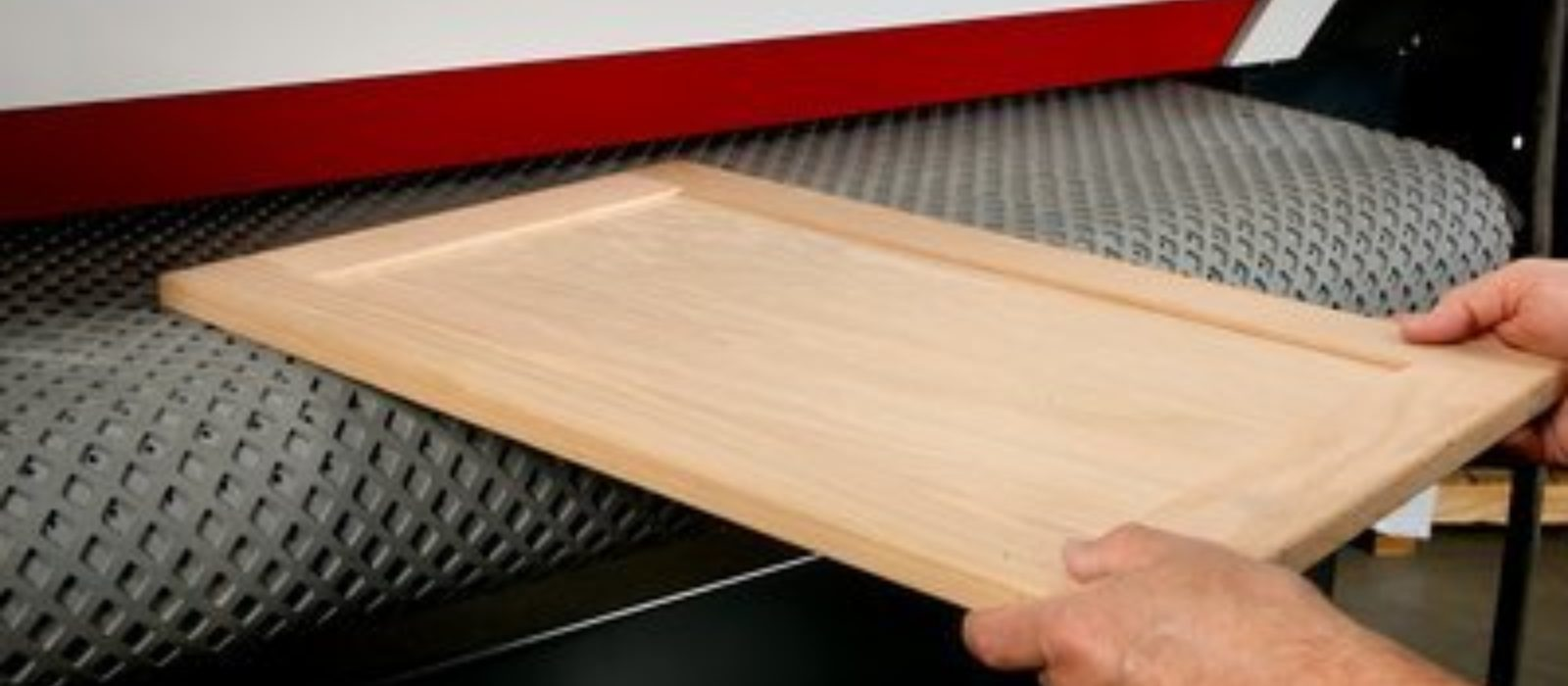 High Gripping Conveyor Belts For Woodworking Sparks Belting
