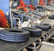 Tire Manufacturer Sparks Belting Thumb